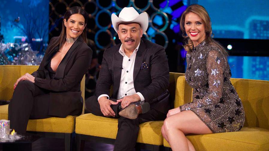 Jessica Carrillo, Gaby Espino y Lupillo Rivera