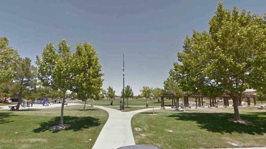 Parque donde fue encontrado niño solo rodeado de perros en California