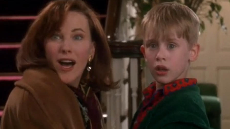 "Catherine O'Hara en ""Home Alone"""