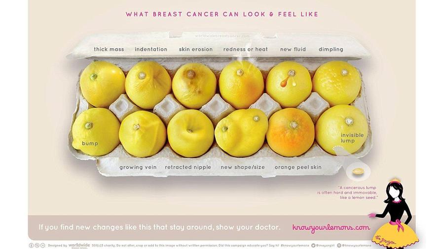 cancer de mama limones