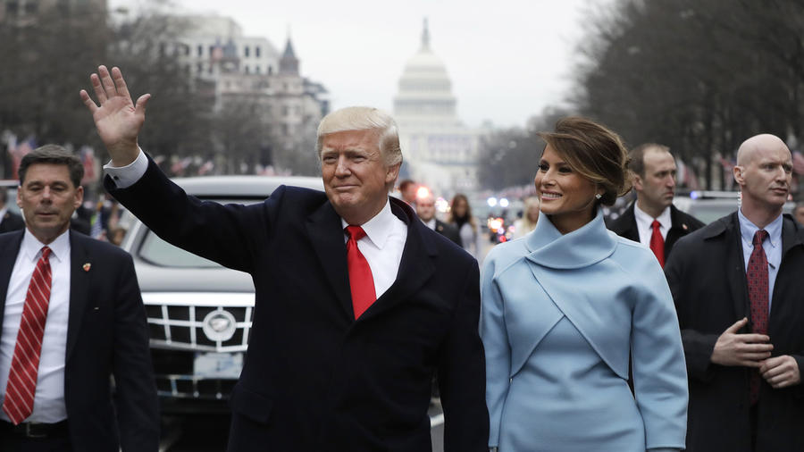 Inauguration Of Donald Trump As 45th President Of The United States