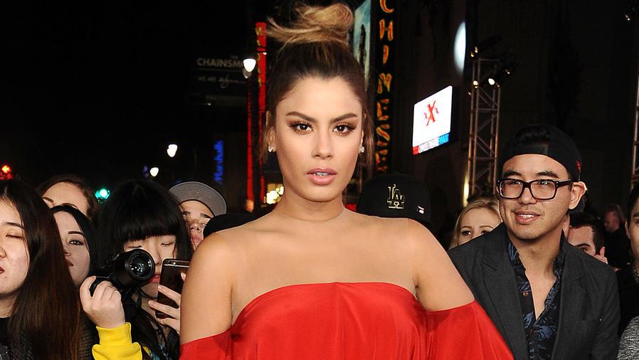 """Ariadna Gutierrez en la premiere de """"xXx: Return Of Xander Cage"""" en Los Angeles"""