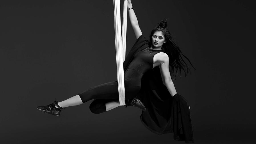 Kylie Jenner Shows Off Her Flawless Figure In Latest Puma Campaign
