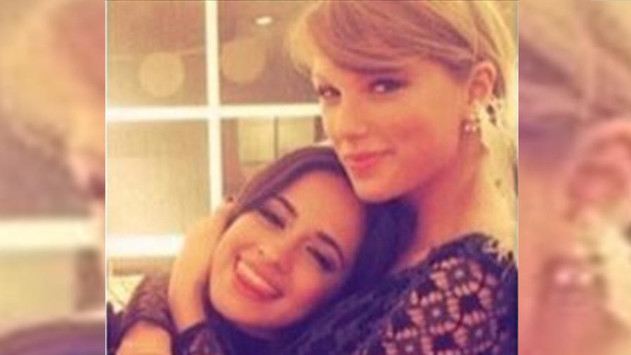 Camila Cabello & Taylor Swift