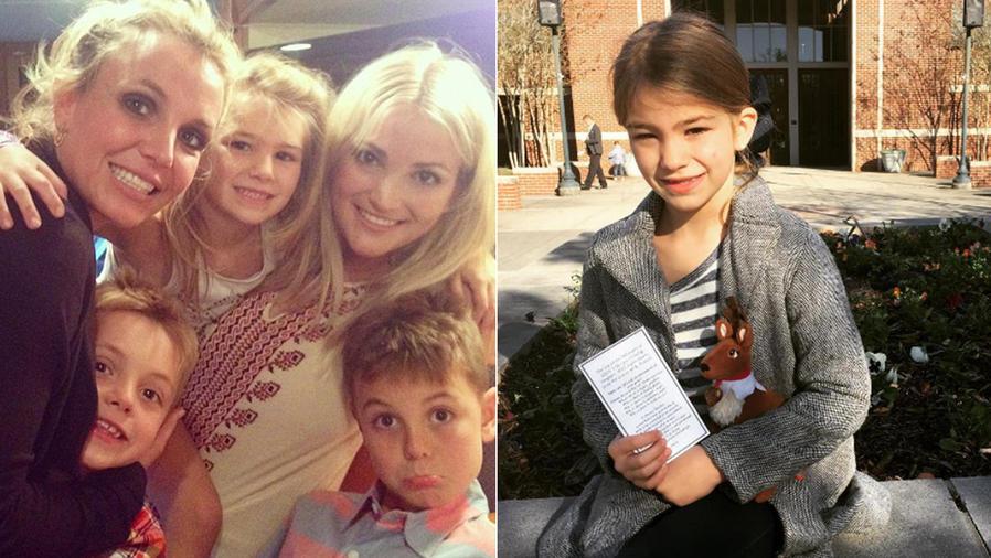 Maddie, la sobrina de Britney Spears sufrió un accidente y está en condiciones críticas