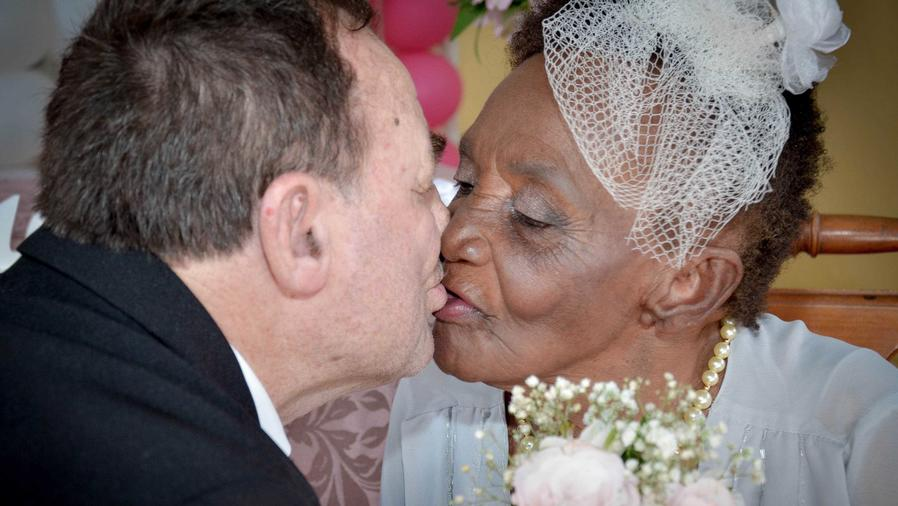 Married at 106 Years-Old