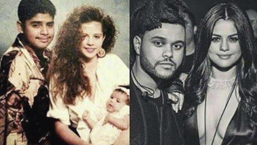 Ricardo Joel Gomez y Mandy Teefey, Selena Gomez y The Weeknd
