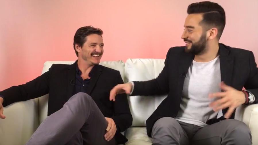 Entrevista con Pedro Pascal