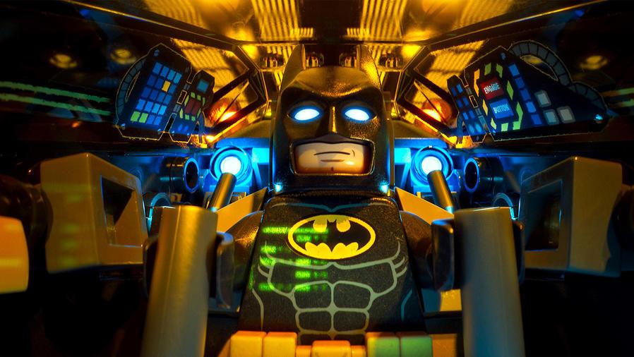 """Foto de la película """"The LEGO Batman Movie""""."""
