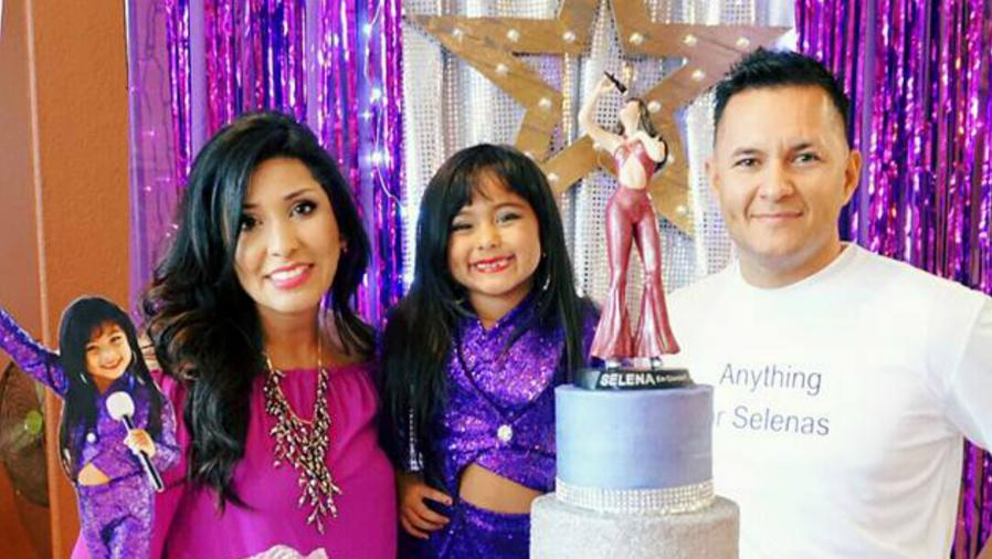 Fiesta temática de Selena