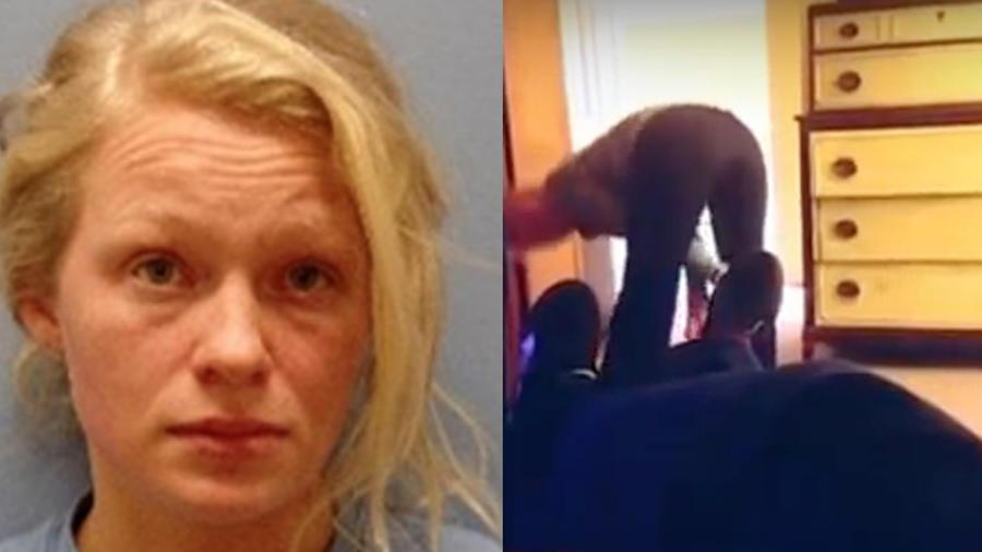 Arrestan enfermera por hacer baile erótico a un anciano
