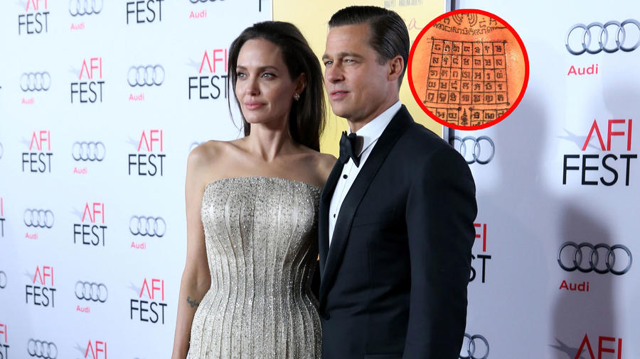 Angelina y Brad Pitt se tatuaron juntos antes de su rompimiento