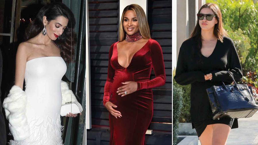 Celebridades embarazadas