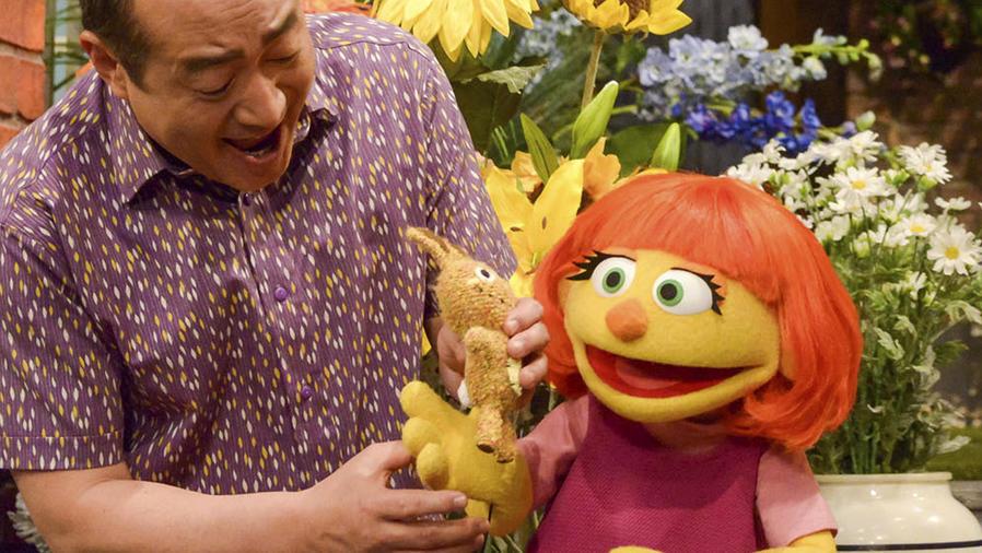 """""""Sesame Street"""" incorpora personaje con autismo"""
