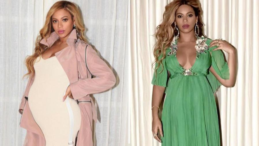 Beyoncé y sus looks durante su embarazo