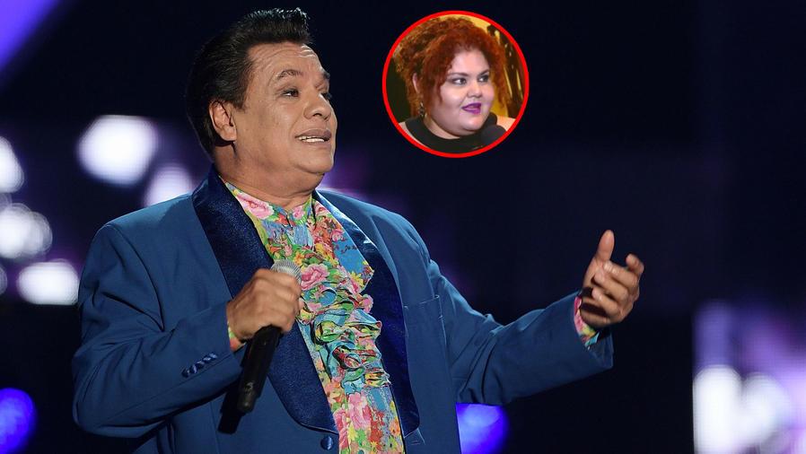 Claudia Gabriela Aguilera confirmó que es hija de Juan Gabriel