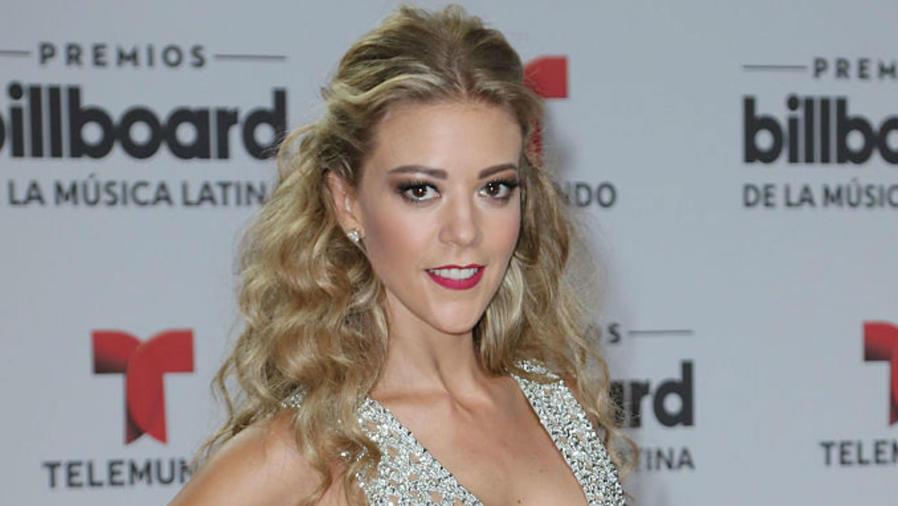 Fernanda Castillo en los premios Billboard