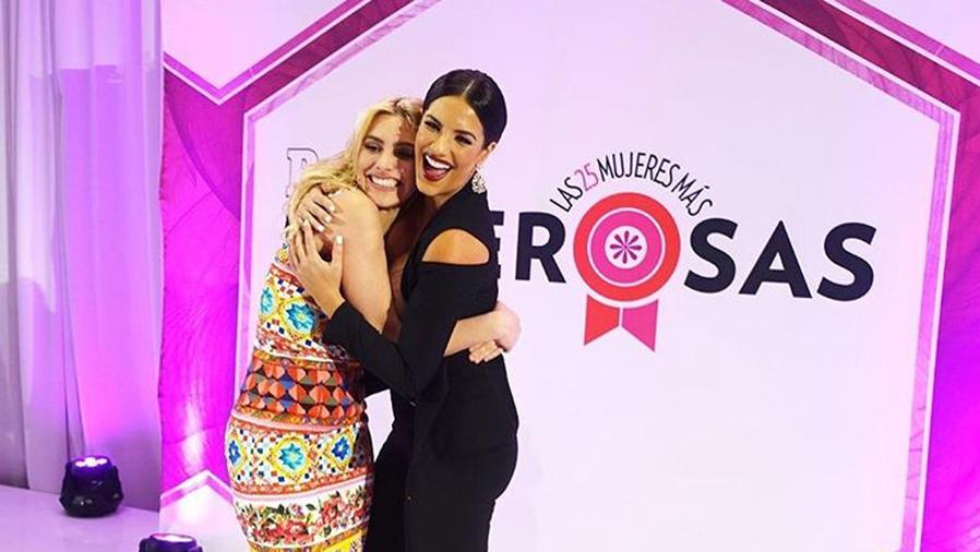 """Lele Pons y Gaby Espino en el almuerzo de """"Las 25 mujeres más poderosas"""" de People en Español"""