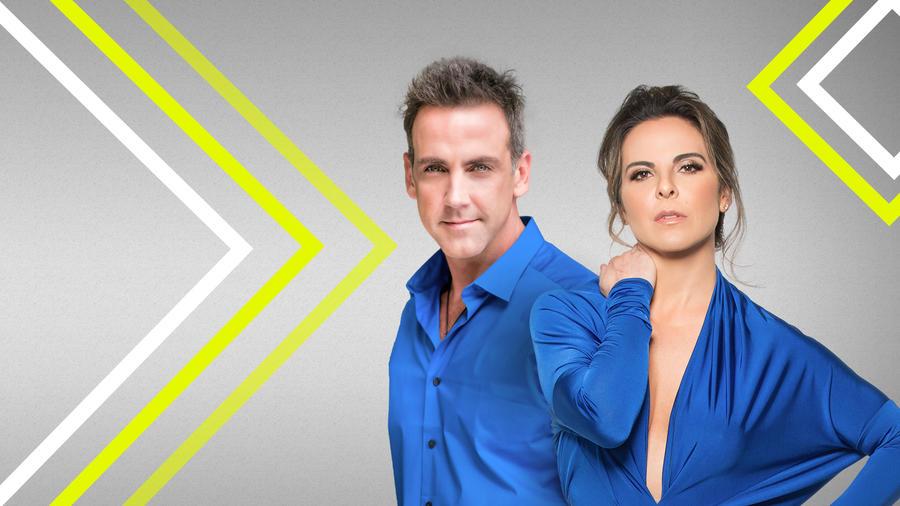 Kate del Castillo y Carlos Ponce - Premios Billboard 2017