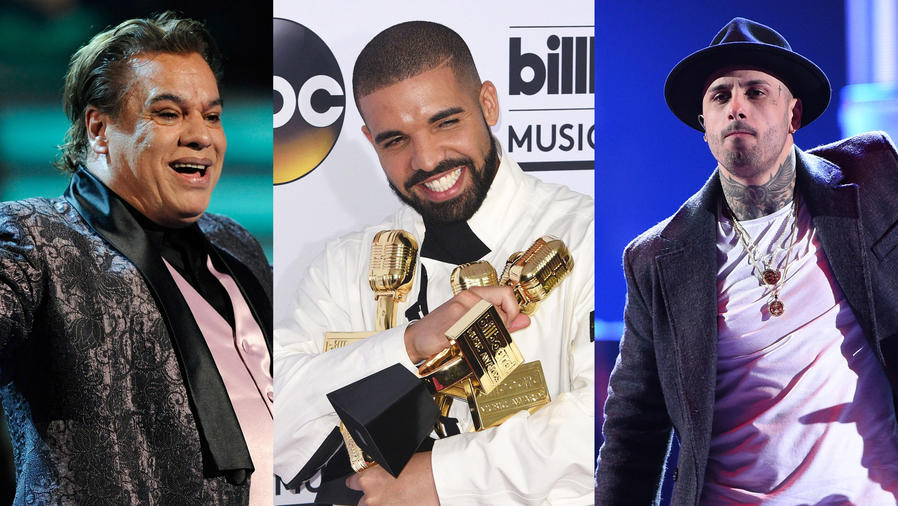 Ganadores de los Billboard Music Awards 2017
