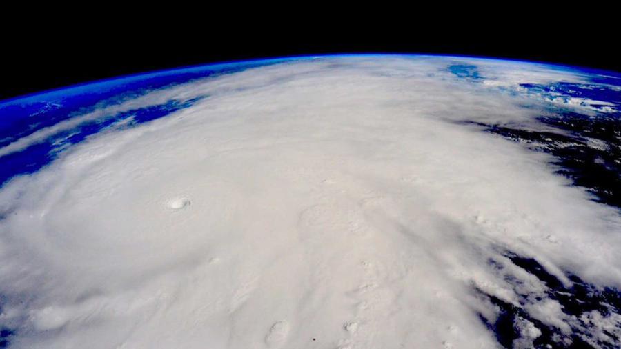 Foto de archivo: El huracán Patricia que pasó sobre el oeste de México en octubre del 2015