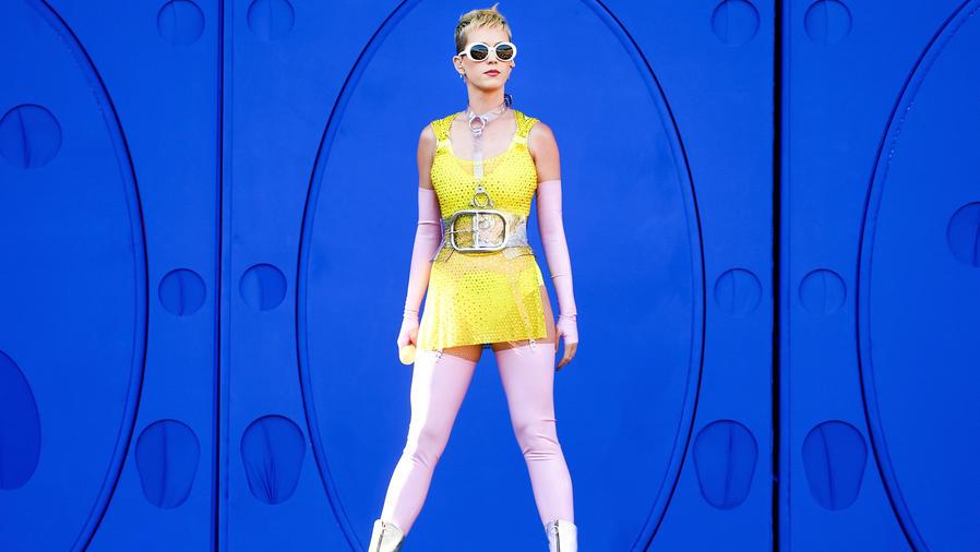 Katy Perry en el StubHub Center