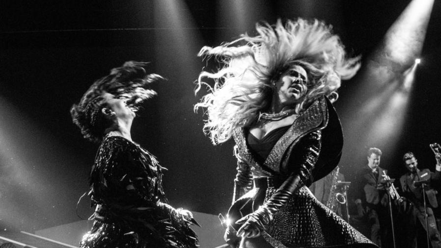 "Alejandra Guzman And Gloria Trevi's ""Versus"" World Tour"