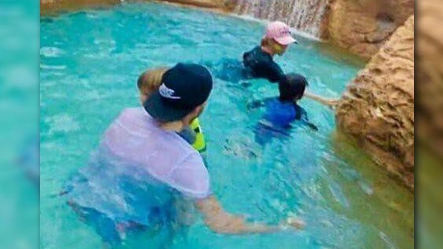 Shakira y Gerard Piqué disfrutan de sus lujosas vacaciones