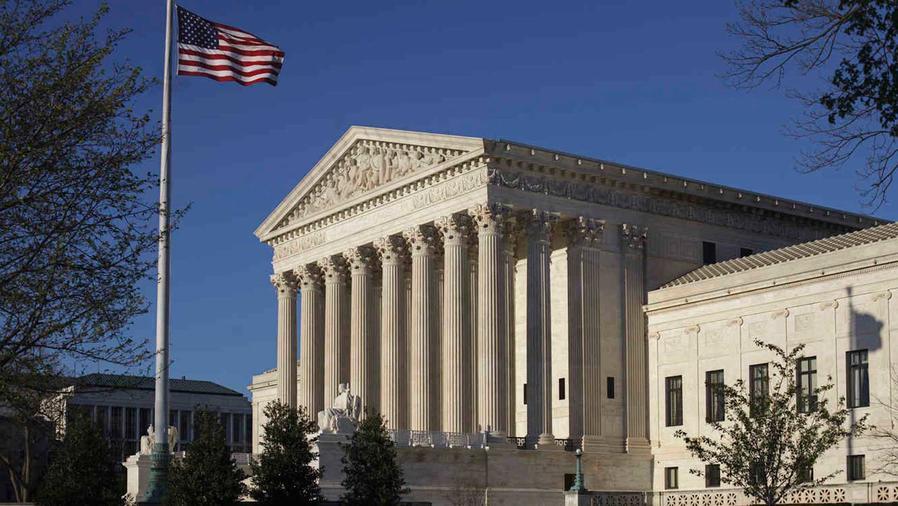 Fotografía del martes 4 de abril de 2017 correspondiente a la Corte Suprema en Washington.