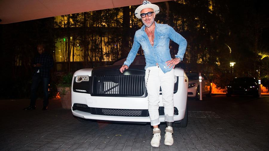 Gianluca Vacchi en Miami
