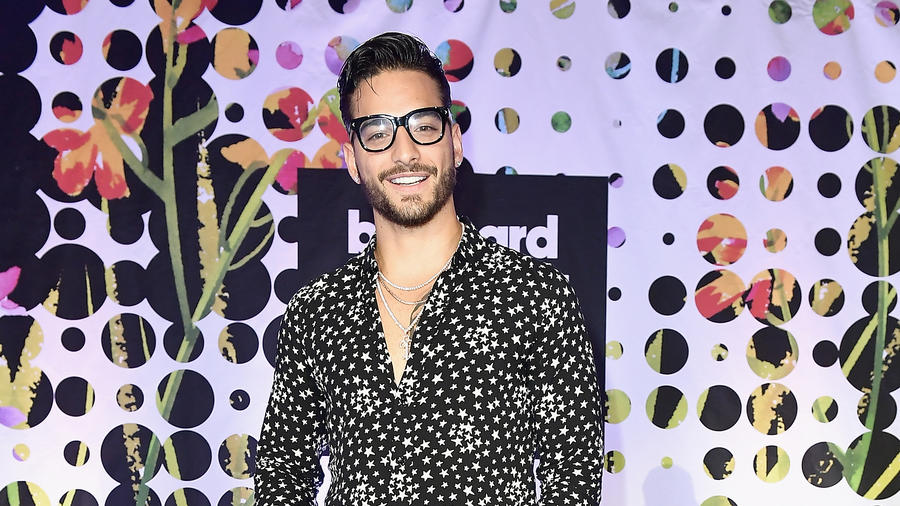 Maluma Billboard Latin Conference 2017 - Day 1