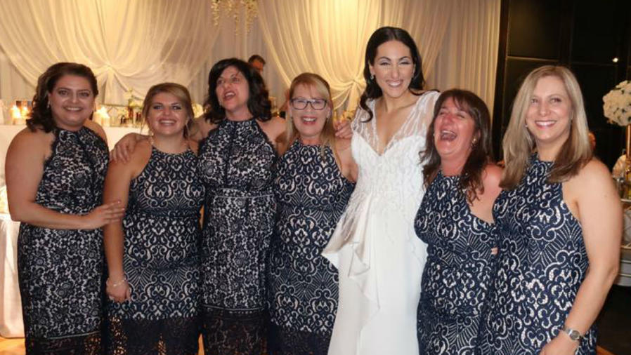 Foto de una boda