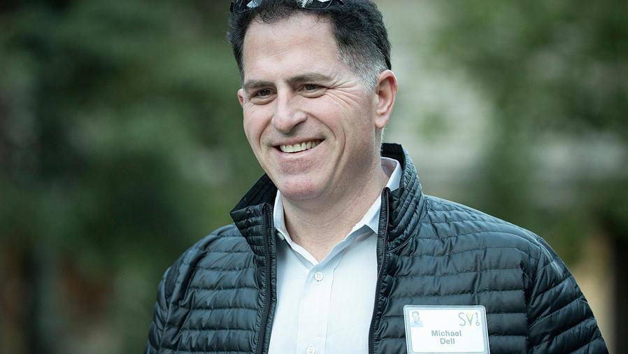 Michael Dell, CEO de Dell