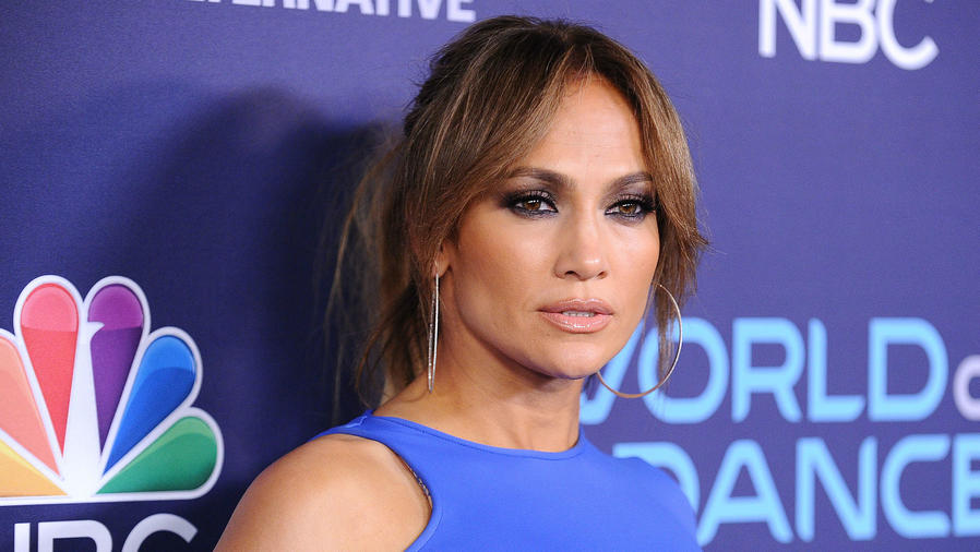 "Jennifer Lopez en evento de ""World of Dance"""