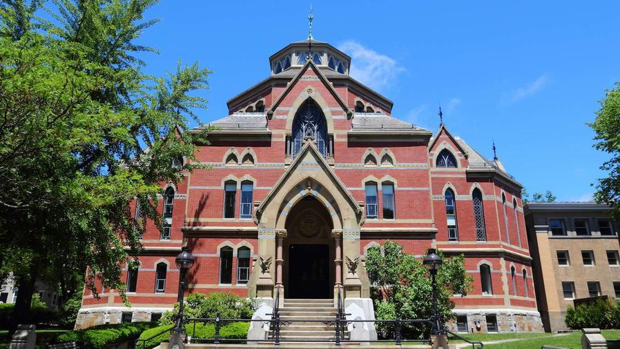 Edificio de la Universidad Brown