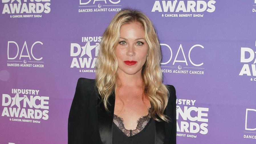 Christina Applegate en los Premios Dance