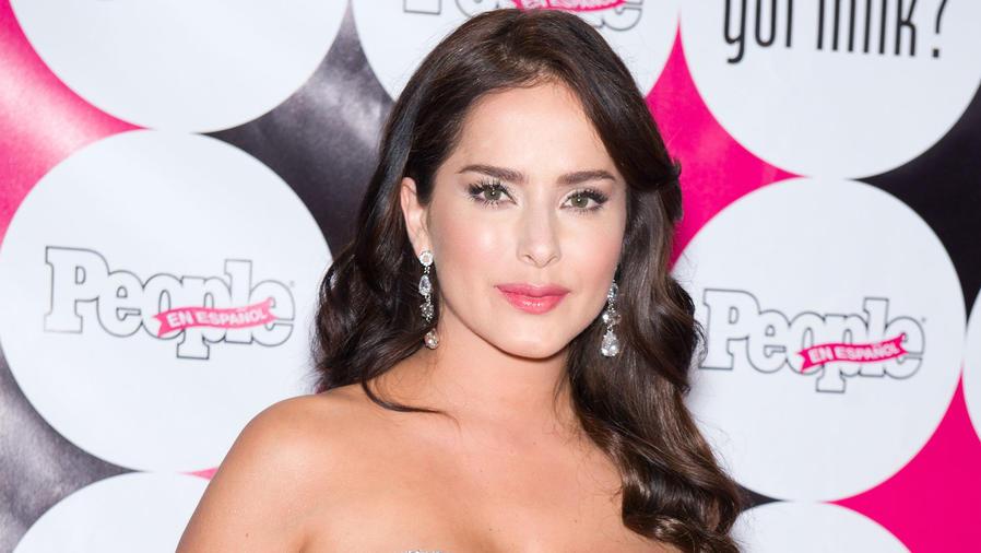 Danna García en un evento de People