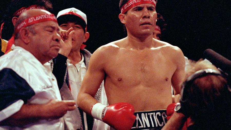Julio Caeser Chavez