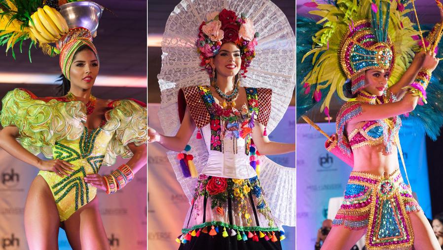 Trajes típicos Miss Universo 2017