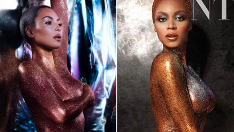 Kim Kardashian vs Beyoncé
