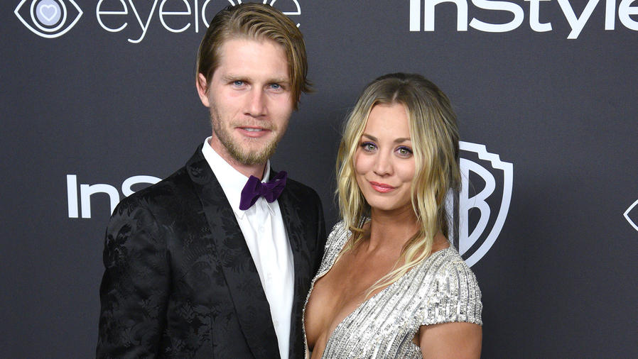 Kaley Cuoco Got Engaged to Karl Cook