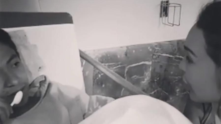 Belinda en hospital