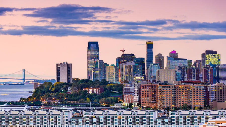 Ciudad de Jersey, Nueva Jersey