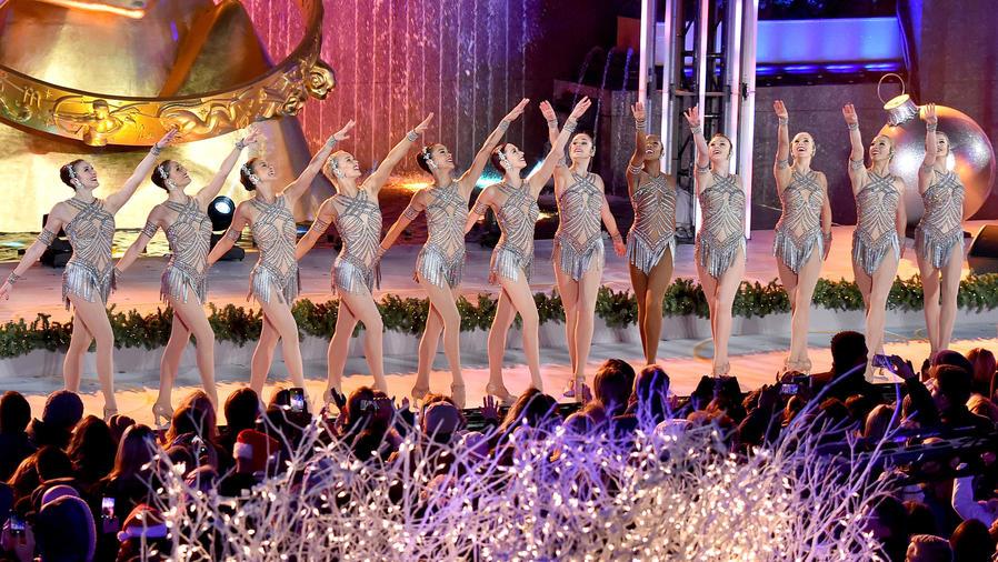 Bailarinas Rockettes