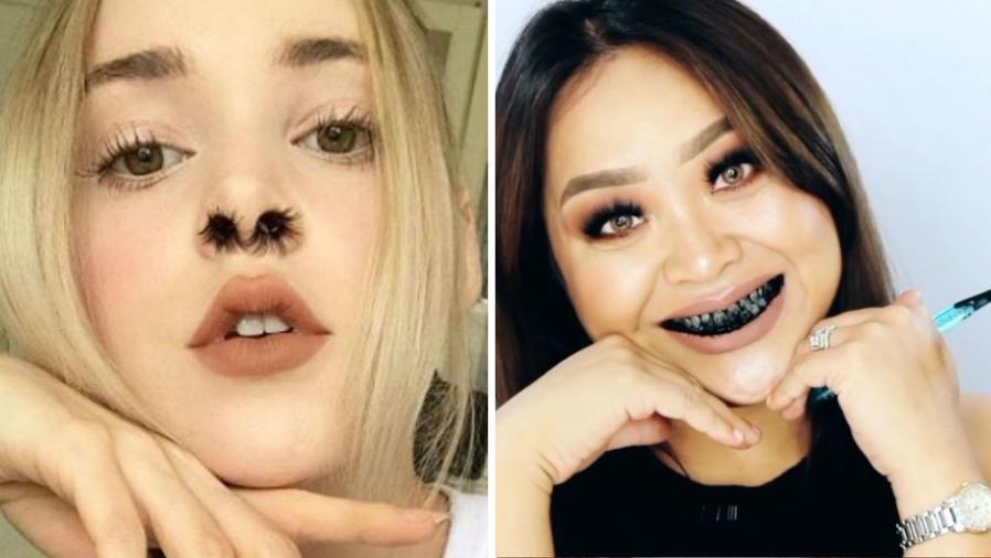 Collage tendencias feas 2017