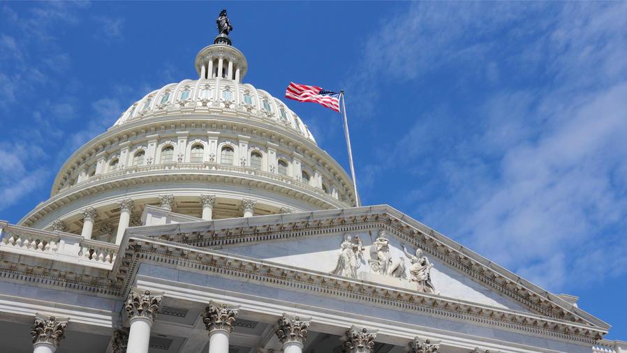 Edificio del Capitolio Nacional de EEUU