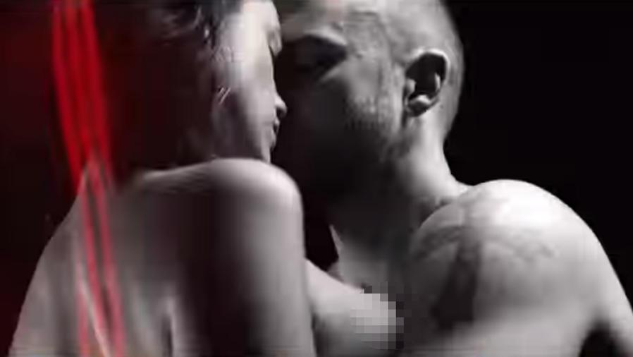 """Eiza González con Justin Timberlake en el video de """"Supplies"""""""