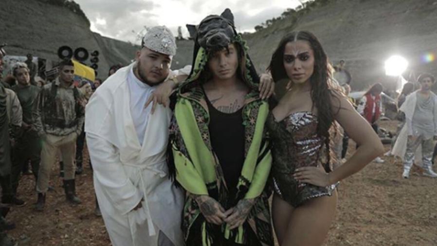 Jeon, J Balvin and Anitta
