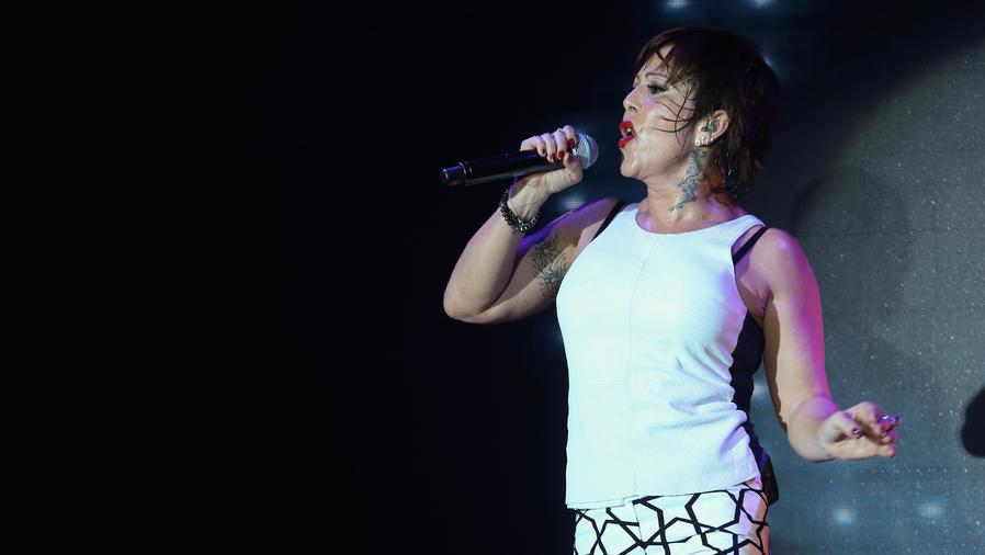 "Alejandra Guzman Launches Her New Album ""A + No Poder"" - Showcase"