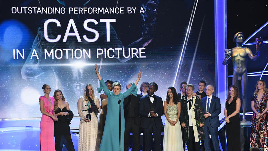 US-ENTERTAINMENT-SAG-FILM-AWARDS-SHOW